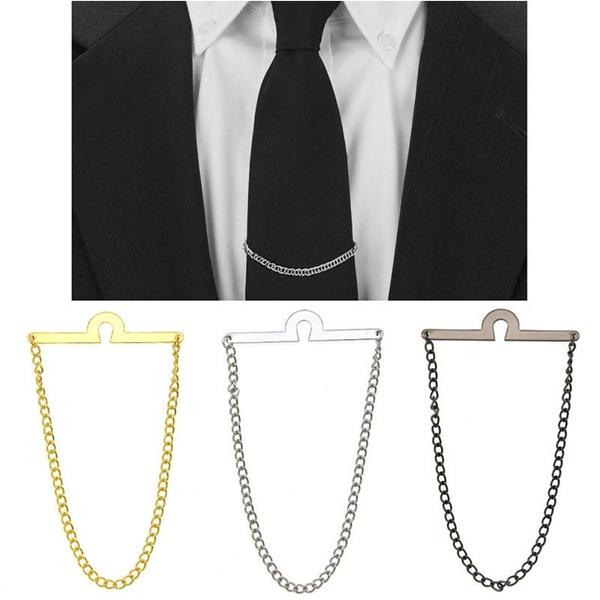 tiechain, Men, Gifts For Men, Necktie