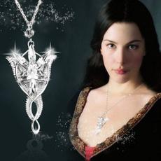 arwen, thelordofringsnecklace, Star, Princess