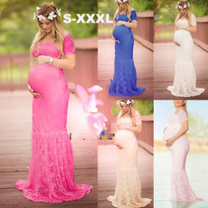 Maternity Dresses, Fashion, Lace, pregnant