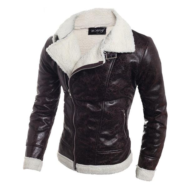 Fashion, velvet, koreanversion, leather
