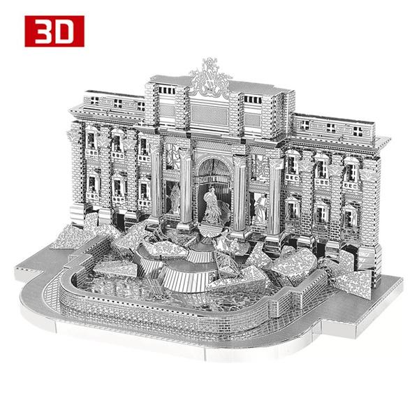 Jigsaw, assemble3dmodel, diy3dpuzzle, 3dmetalpuzzle