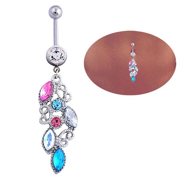 Body, Jewelry, navel, button