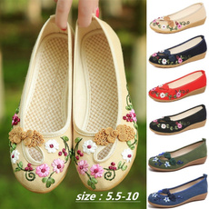 cottonshoe, Fashion, womenlazyshoe, manualshoe