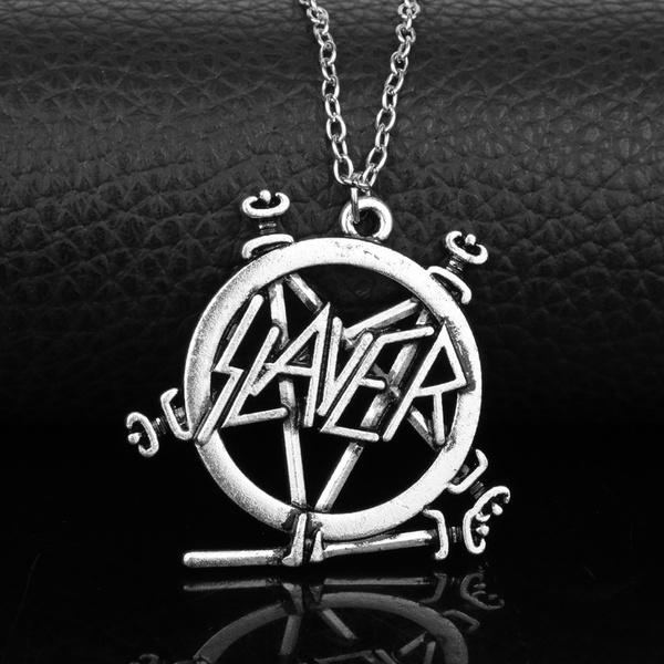 Slayer Pentagram Logo