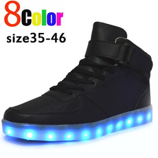 casual shoes, Sneakers, led, usb