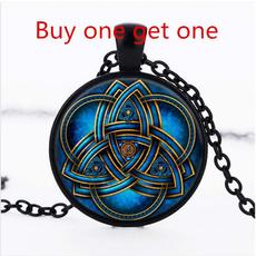 Blues, Celtic, necklaces for men, celticknot