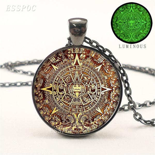 blackjewelry, luminousnecklace, glassdome, Jewelry