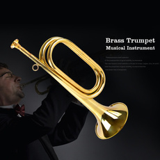 Brass, Copper, bugle, Musical Instruments