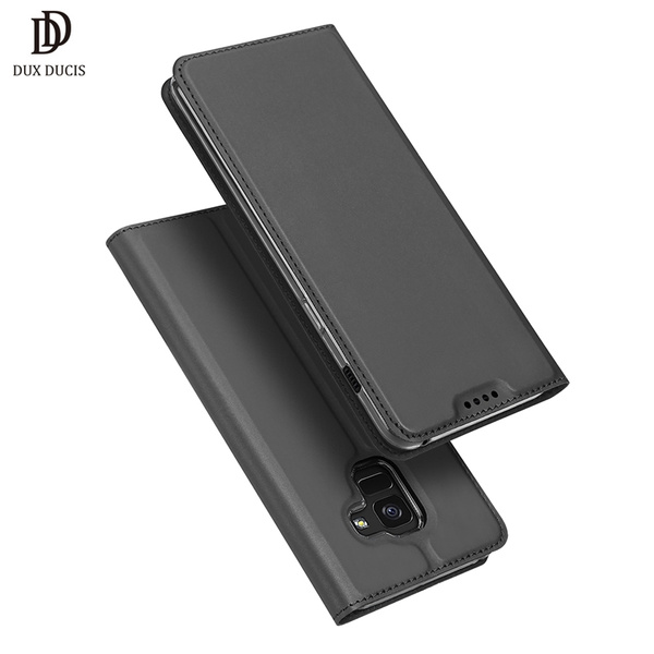 For Samsung Galaxy A8 2018 Case A530 SM-A530F (2018) Flip Cover Wallet Cases For Samsung A8 2018 Phone Coque | Wish