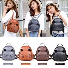 women bags, brown, Gifts, Backpacks