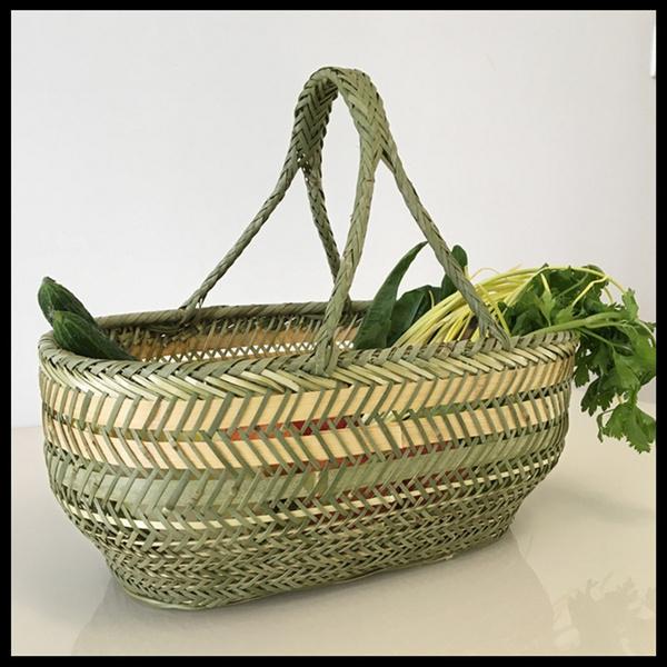 bamboobasket, householdproduct, Storage, Handmade
