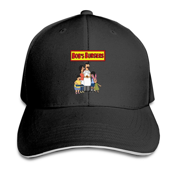 Summer, Adjustable Baseball Cap, winter cap, bobsburger