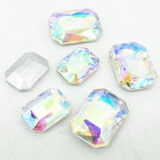 crystalglas, clearab, Rhinestone, Crystal