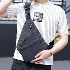 Shoulder, Shoulder Bags, Nylon, Cross Body