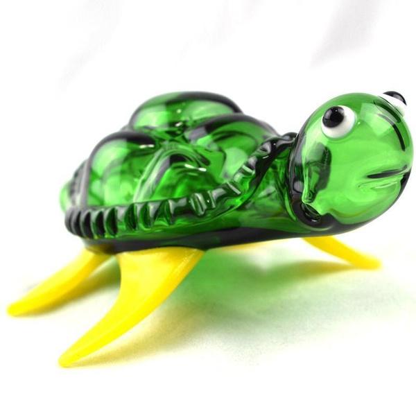 Turtle, cute, oilburner, smokingset