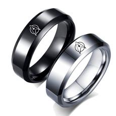 Steel, titanium steel, Star, Jewelry