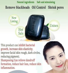 Charcoal, facecleaner, Beauty, facesoap