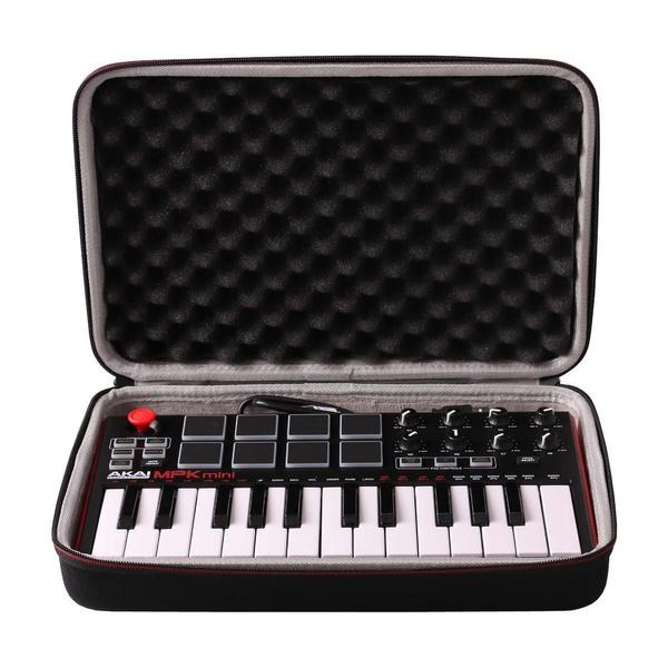khanka Hard Case for Akai Professional LPK25 25-Key Ultra-Portable ...