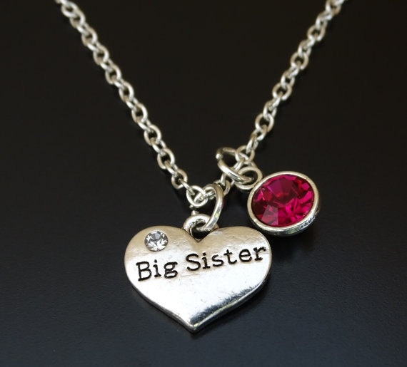 monogram, Personalized necklace, bff, Gifts