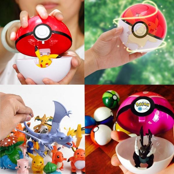 Toy, pokeball, Gifts, figure