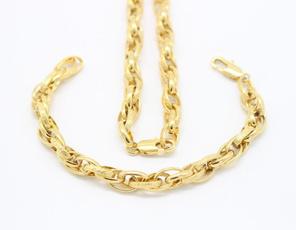 yellow gold, Fashion Jewelry, chainsnecklace, Jewelry