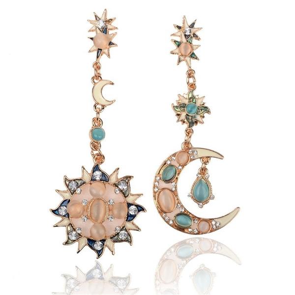 danglestudearring, Star, Jewelry, Gifts