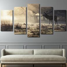 oilpaintingpint, Decor, art, Winter
