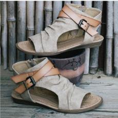 casual shoes, Sandals & Flip Flops, Plus Size, cheap sandals