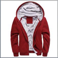 mencottonswearer, Jacket, hooded, fur