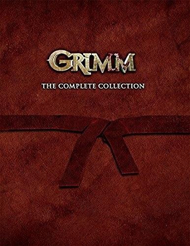 grimm, grimmcompleteserie, TV, DVD