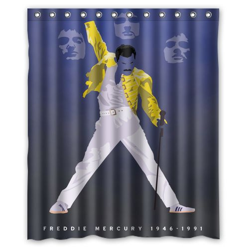 mercury, Shower, singer, Fabric