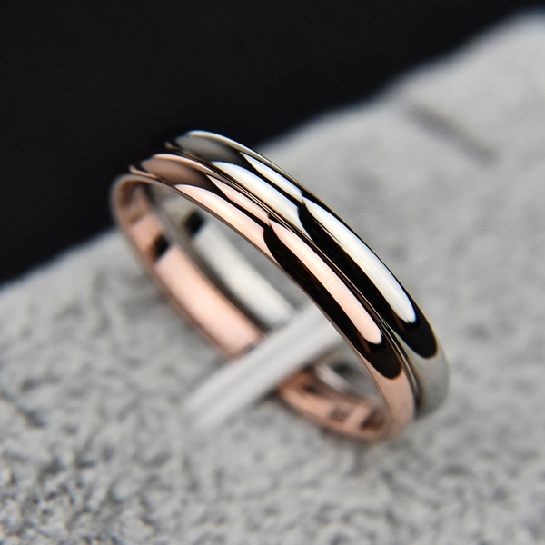 Couple Rings, Ring Wrap, Fashion, 925 sterling silver