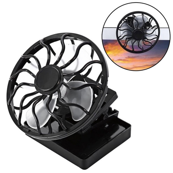 panelcooling, portable, sunpowerenergy, clipon