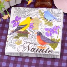 kerchief, Flowers, Colorful, napkin