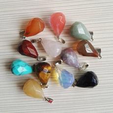 waterdroprhombu, Stone, Fashion, Jewelry