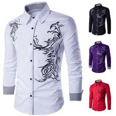 camisamasculina, Fashion, newarrivalshirt, Shirt