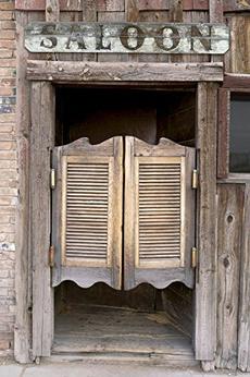 Door, Western, Background, Photography