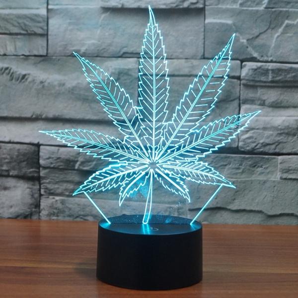 lavalamp, Decor, leaf, usb