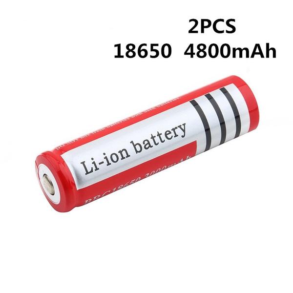 Battery Pack, liionbattery, batteryflashlight, Rechargeable