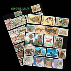 postagestamp, Wool, carimbo, Vintage