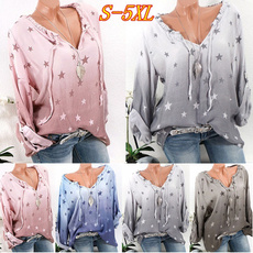 shirtsforwomen, Plus Size, Star, Shirt