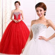 gowns, red wedding suits, Evening Dress, Dress