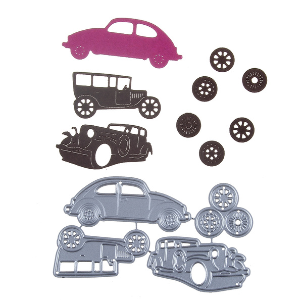 Scrapbooking, Cars, Tool, cuttingdie