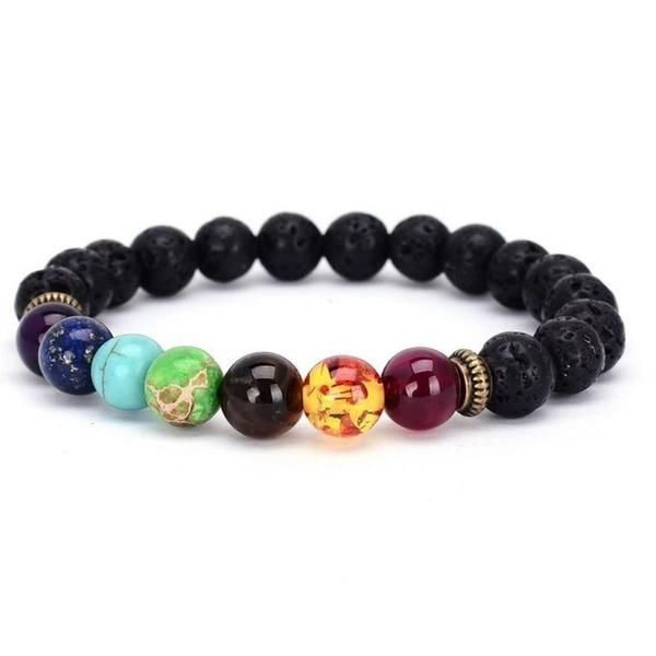 Stone, Jewelry, Bracelet, lava