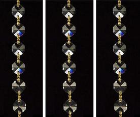 Brass, Chain, Garland, Supply