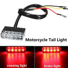 Mini, motorcyclelight, rearlight, lights