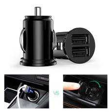 Mini, wirelesscarcharger, carchargeradapter, charger