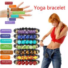Charm Bracelet, lostweight, Yoga, healingbracelet