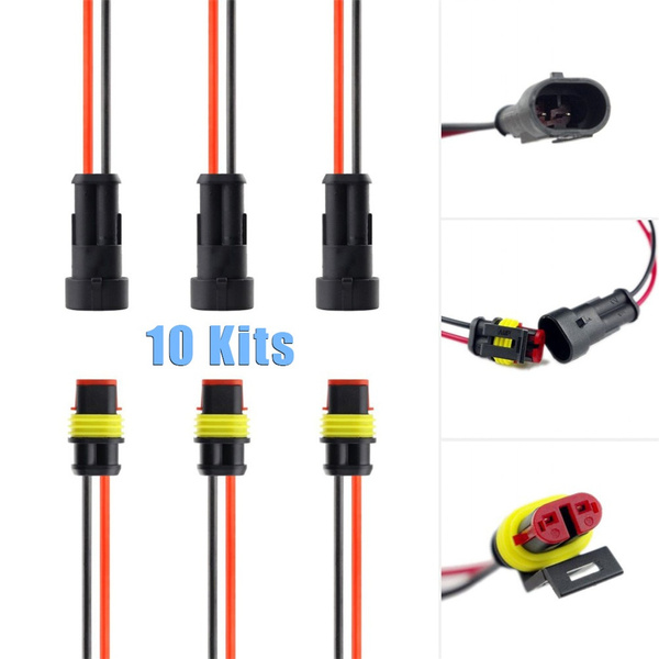 wireconnectorplug, Pins, Waterproof, Car Electronics