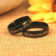 King, lover gifts, Cheap Rings, unisex